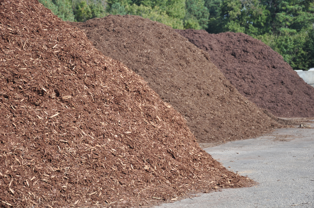 Mulch, Compost, and Garden Soil Delivery
