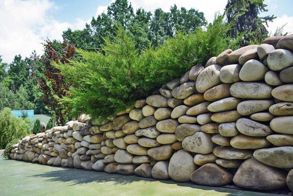 Landscape rock delivery in Salt Lake City