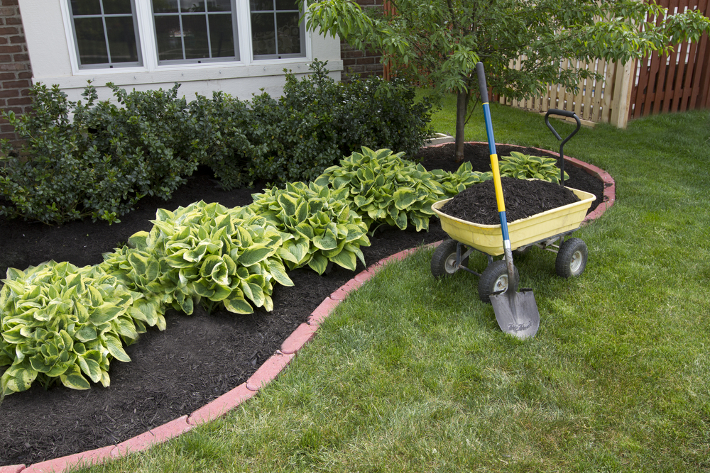 Mulch delivery in Salt Lake City