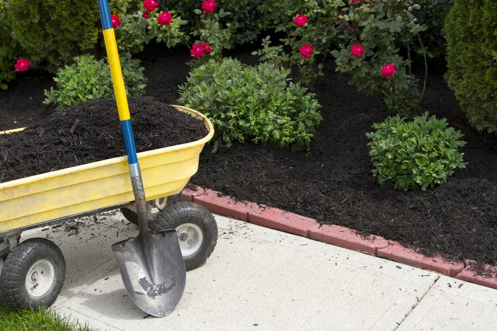 Landscape materials delivery in Salt Lake City