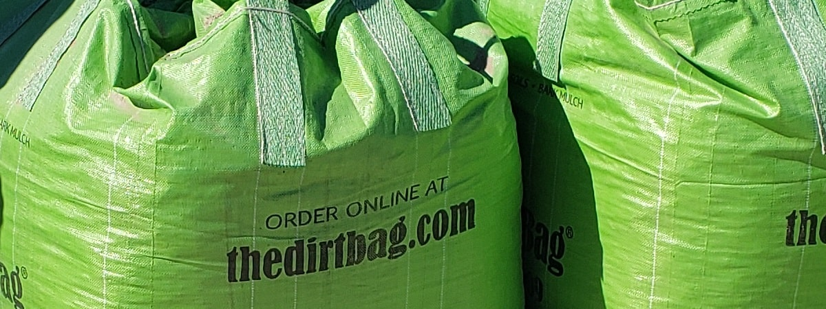 Bagged and Delivered Topsoil, Compost, Mulch, Bark, Landscaping Rocks from The Dirt Bag